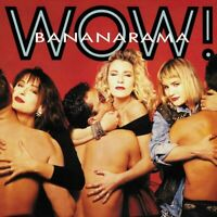 BANANARAMA - WOW!   (CD 2018) NEW AND SEALED