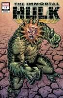 Immortal Hulk #19 Brent Schoonover Variant (Marvel 2019)