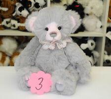 Charlie Bears Plush Collection Teddy Boynton 🐻  ca. 28cm groß (Nr.3)