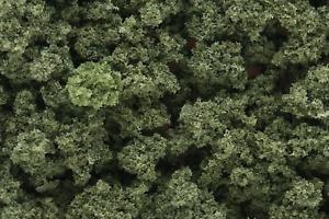Woodland Scenics Olive Green Bushes (Bag), #WS-FC144