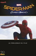 Spider-Man Hors-Série N° 1 - Homecoming - Le Prologue Du Film | marvel