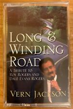 Long & Winding Road - A Tribute To Roy Rogers And Dale Evans Rogers   (Cassette