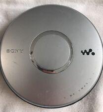 Sony D-EJ011 Walkman Portable CD Player Digital Mega Bass G-Protection