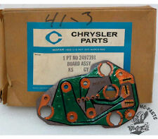 "Mopar ""NOS"" 1965 Ply B-Body Right Hand Dash Instumentation Circuit Board 2497391"
