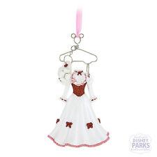 Disney Parks Mary Poppins Costume on Hanger Christmas Ornament Dress