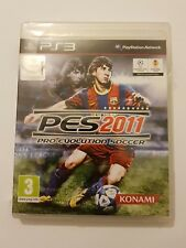 Pro Evolution Soccer 2011 PS3 PlayStation 3 Play 3 4012927052228