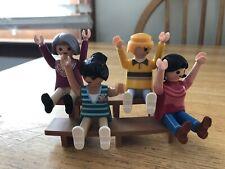 Playmobil Cheering Squad Sports Music Parents - Fun Addition! Grandmother Ethnic