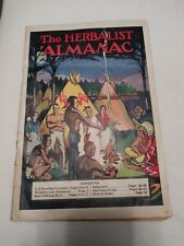 Vintage 1932 The Herbalist Almanac Good Condition SEE PICTURES