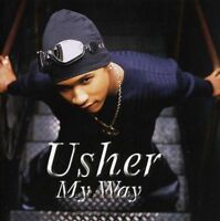 USHER My Way CD BRAND NEW
