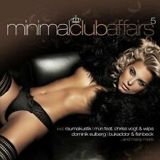 Minimal Club Affairs 5   2CDs 2012