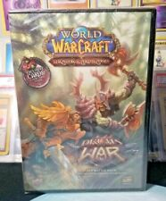 【 Drums of War 】 World of Warcraft TCG - PVP Battle Deck 【SEALED】 Brand New!