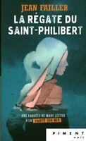 Livre Poche la régate du Saint-Philibert Jean Failler 2019 France Loisirs book