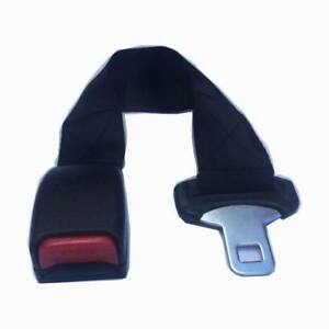 """Seat Belt Extension Extender For HONDA  CR-V , ACCORD Rear Seat 1"""" Wide Buckle"""