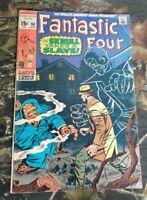 Marvel Fantastic Four #90 1961 Comic Skrulls Stan Lee Jack Kirby