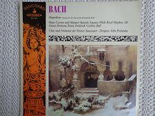 BACH - MAGNIFICAT - Kantate Nr. 50 - FELIX PROHASKA - Wiener Staatsoper -  LP