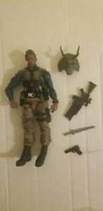 Hasbro Marvel Legends Action Figure Black Panther Erik Killmonger M'Baku Wave