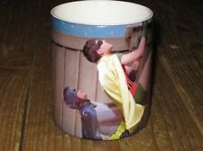 Batman and Robin Climbing 1960s Show MUG
