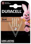 Duracell Uhrenbatterie 364 SR60 SR621SW SG1 LR60, 1er Pack