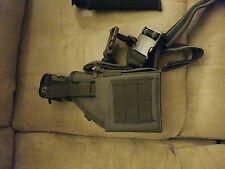 Leg holster + IWB holster (glock 17)