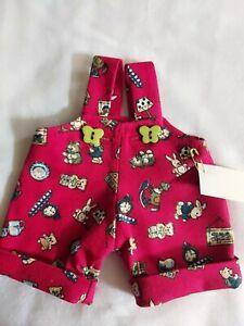 Superbe Pantalon de Crackle, Pour Env. 23-25 CM Oursons, Unikat- Handarbeit,