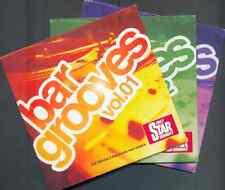 BAR GROOVES - 3 PROMO CDs: MODJO NIGHTCRAWLERS CAMEO COLDCUT GALLIANO INCOGNITO