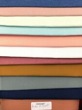 "Fabric - 32ct. ""Evenweave"" 28""x17"" Cross Stitch Fabric Black"