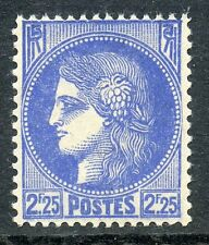 STAMP / TIMBRE FRANCE NEUF 374 * TYPE CERES / Charnière