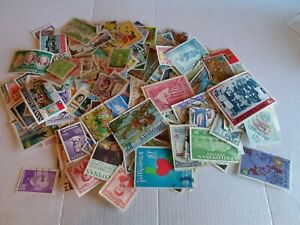 Collection lot 265 different stamps of the Philipines