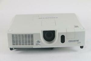 Christie LX41 121-011103-01 LCD Projector 1343 Lamp Hours