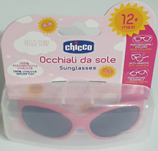 Chicco Little Kids Sun Glasses 100% UV Protection Cat 3 Age 12 + Months Girls
