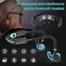 Pro Bluetooth Wireless Stereo Headset Sports Earphone Handfree Headphone Wu