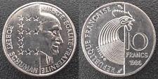 France - Vème République - 10 Francs Schuman 1986 QUALITE - F.374/2