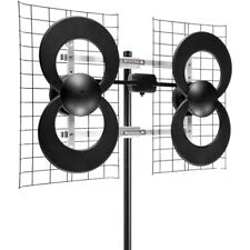 "ClearStream 4 Extreme Range Uhf Outdoor Antenna Weather Resistant With 20"" Mount"