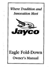 jayco eagle trailer in parts accessories ebay rh ebay ca 2002 jayco eagle owner's manual 2000 jayco eagle owners manual