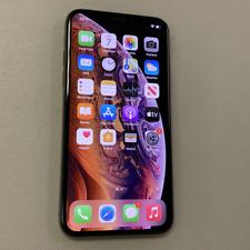 Apple iPhone XS - 64GB - Gold (Unlocked) (Read Description) BJ1146