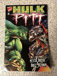 Hulk Pitt (NM)