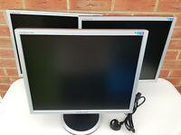 "Samsung 19"" inch Monitor, Samsung SyncMaster 940B. Display diagonal: 48.3 cm"