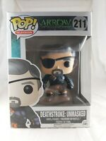 Television Funko Pop - Deathstroke: Unmasked - Arrow - No. 211