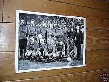 Man Utd 1968 Euro Winners TEAM GROUP Poster