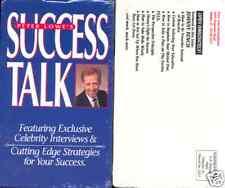 Peter Lowe Success Talk Johnny Bench Cincinnati Reds Audio Tape / Cassette NEW