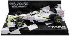 Minichamps Brawn GP BGP 001 2009 - Rubens Barrichello 1/43 Scale