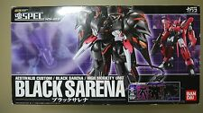 BANDAI SOUL OF CHOGOKIN SOC SPEC XS-07 BLACK SARENA FIGURE