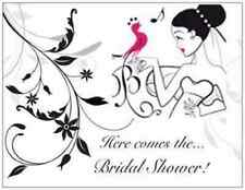 20 Wedding BRIDAL Shower Invitation POSTCARD Post Cards