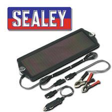SEALEY SPP01 SOLAR POWER PANEL 12V 1.5W CAR VAN BOAT BATTERY TRICKLE CHARGER