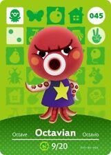 Custom Octavian Amiibo Card [any 3 for £6.99] [Any 5 for £9.99]