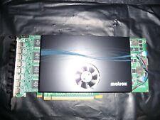 Origin. Matrox M9188 E2048F PCIe x16 2.048 MB 8 monit.+cables