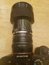 Vivitar Automatic Tele-Converter 2x-5 For Minolta MD 35mm Film Cameras/Lenses