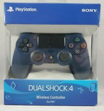 DualShock 4 Wireless Controller for PlayStation 4 - Midnight Blue - Open Box
