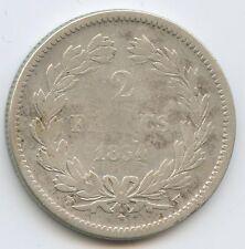 Louis-Philippe (1830-1848) 2 Francs 1834 W Lille