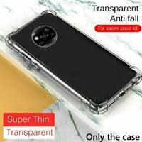 For Xiaomi POCO X3 NFC, Soft TPU Cover Case HIGH QUALITY D8C5